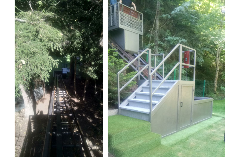 INCLINED LIFT SOLUTIONS 2
