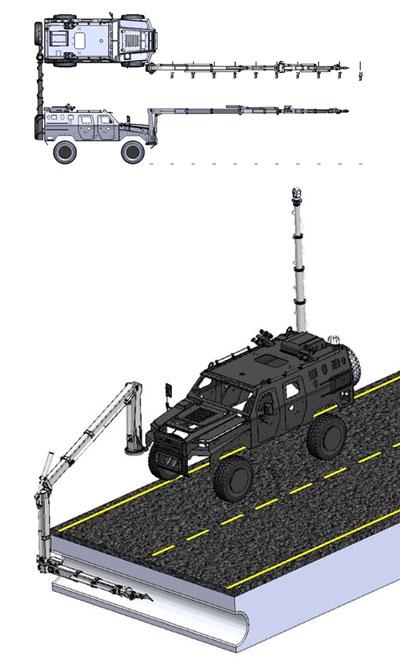 MULTI-PURPOSE ROBOTIC ARM 2