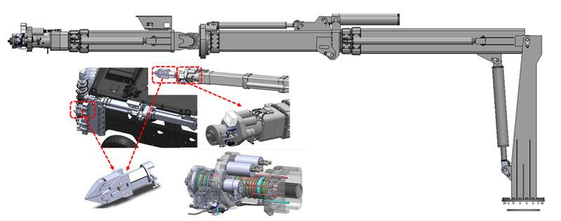MULTI-PURPOSE ROBOTIC ARM 1